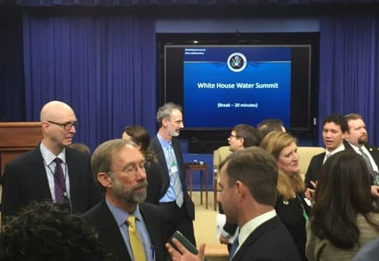 White House Water Summit - Quench Blog