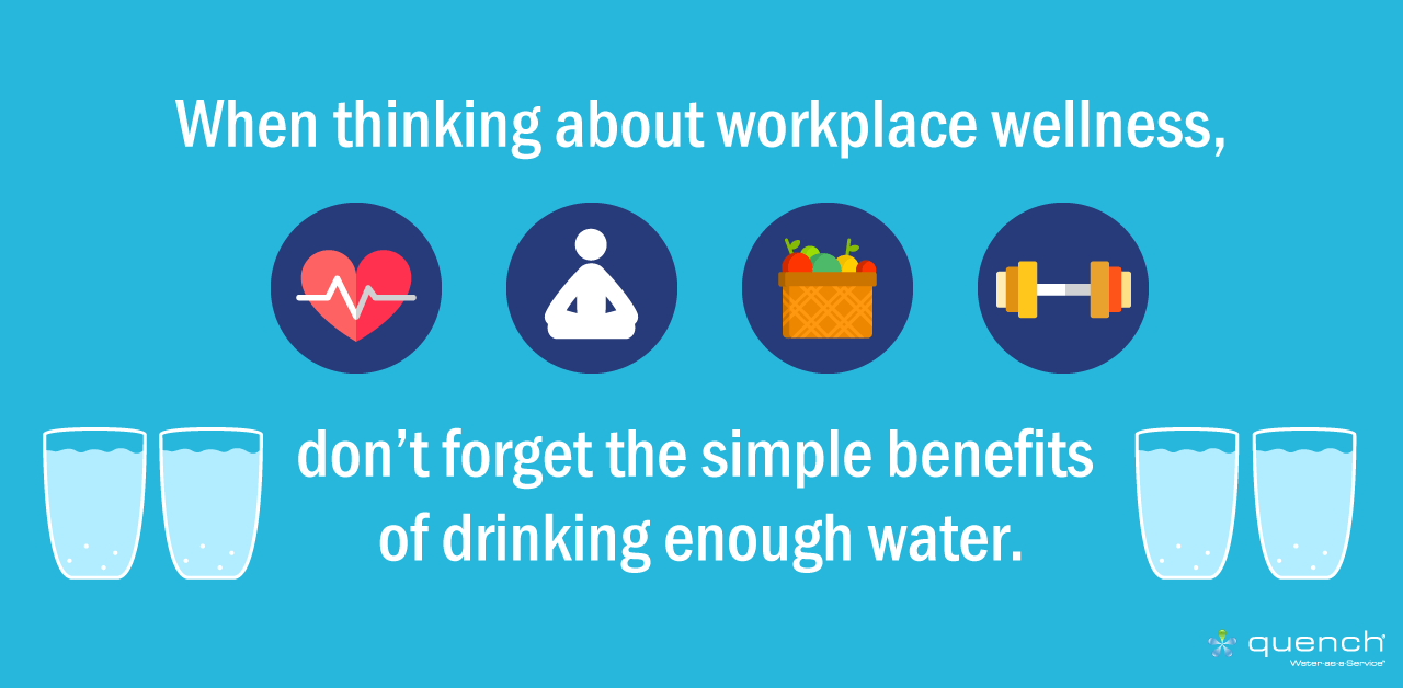 Workplace Wellness - Quench Survey